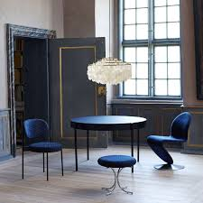 lighting dining room table. Fun 10DM Brass Pendant Light \u2013 90th Anniversary Edition, Series 430 Chair, Modular Chair And System 1-2-3 Standard Dining By Verner Panton, Lighting Room Table
