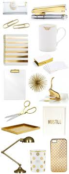 gold office accessories the fifth watches minimal meets classic design
