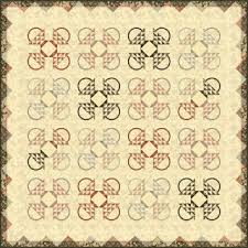 """Quilt Inspiration: Free pattern day: Basket Quilts ! & Luna Notte quilt, 83 x 83"""", free pattern by Three Sisters for Moda Fabrics Adamdwight.com"""