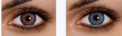 Freshlook Colorblends Toric Color Chart Dangers Of Colored Contact Lenses And Special Effect Contact
