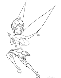Small Picture Printable Disney Fairies Coloring Pages Coloring Me Coloring