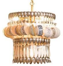 spoon chandelier spoon chandelier