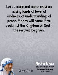 Quotes About Peace And Love Cool Mother Teresa Peace Quotes QuoteHD