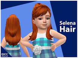qicc s selena hair the sims resource