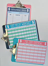Budget Forms Pdf Pdf Budget Forms Monthly Budget Debt Pay Off Debt Overview Debt At A Glance Budget Planning Homemaking Forms Instant Download