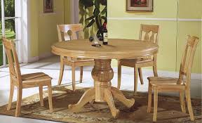 creative idea round wood dining table set 14 dining room