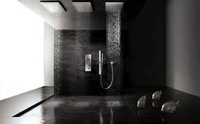 Modern Bathroom Tile Ideas For Bathroom Colors 40 Interior Design Enchanting Black Bathroom Tile Ideas