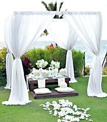 magnificent wedding decorations outdoor nishigateway org