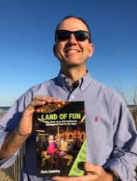 Land of Fun: a Zoom conversation with Chris Lindsley