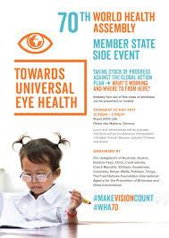 Eng Wha70 Universal Iapb Health Eye Towards -