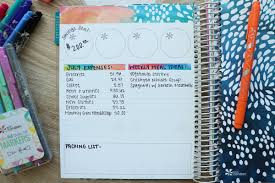 College Academic Planners 15 Things To Put In Your College Planner 2017 Hayle Olson