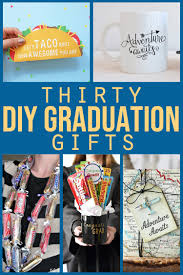 diy graduation gift ideas