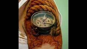 значение татуировки компас классический рунный фен шуй