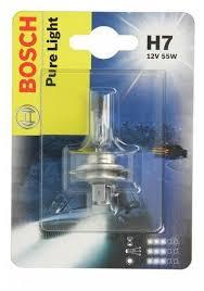 <b>Лампа</b> автомобильная галогенная <b>Bosch</b> Pure Light 1987301012 ...