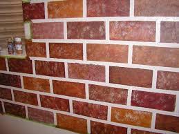 painting interior brick fresh interior brick wall painting ideas