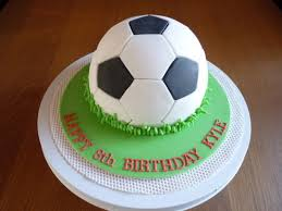 Football Birthday Cake Cake By Sharon Todd Cakesdecor