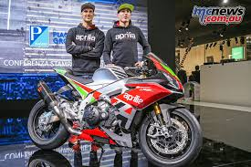 2018 aprilia racing rsv4 factory works kit