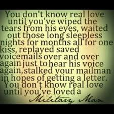 Military Love Quotes Mesmerizing Quotes About Military Love 48 Quotes