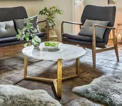 white marble coffee table graham green small round agate natural white marble coffee table in style