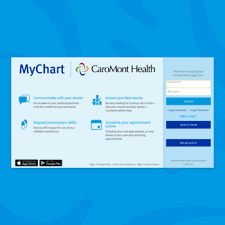 67 Abiding Mychart Caromont Health
