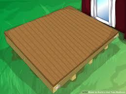 image titled build a hot tub platform step 1bullet2