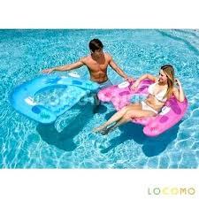 inflatable pool furniture. Inflatable Pool Chairs Swimming Float Chair Lounge Raft Chaise Pink Floating Furniture