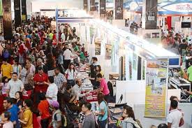 Small Picture Malaysians throng MATTA Fair looking for cheap domestic