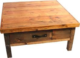 ... Square Oval Rustic Coffee Tables Square Coffee Table With Shelf Rustic  Wood Oval Coffee Table Rustic ...