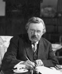"Gk Chesterton Quotes Amazing Quote By GK Chesterton ""There Are Two Ways To Get Enough One Is"
