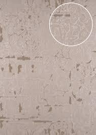 Barok Behang Atlas Cla 599 5 Vliesbehang Gestructureerd Met