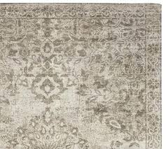 pottery barn rugs printed rug swatch pottery barn wool rug smell