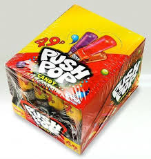 Push Pop Display Stand BAZ10000 PUSH POP DISPLAY STAND 100 OUTER FREE 76