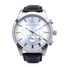 french connection multifunction fc1236bs men s watch new fashion french connection multifunction fc1236bs men s watch