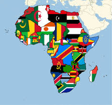 Image result for africa map with countries