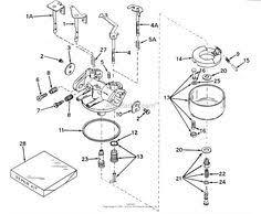 tecumseh carburetor diagram carburetor diagram tecumseh tecumseh walbro 631498 parts diagram for carburetor