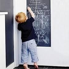 removable large chalkboard wall sticker