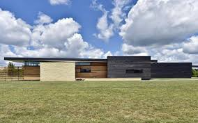 Fine Modern Architecture Kansas City New Ranch Houses Throughout Design Ideas