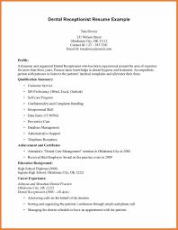 Medical Front Desk Receptionist Sample Resume Medical Front Desk Resume Sop Proposal 13