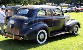 File:1939 Chevrolet Master Town Sedan, rear.jpg - Wikimedia Commons