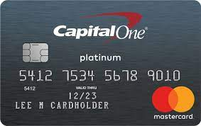Unlike some starter credit cards, the capital one platinum credit card doesn't charge. Capital One Platinum Credit Card Reviews July 2021 Credit Karma