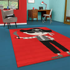 flair 33122 110 red pirate rug