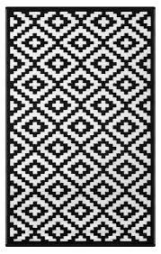 Nirvana Black and White Rug