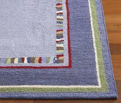 wonderful kids wool rugs rugs new pottery barn kids 3 x 5 wool rug blue multi baby room wall decor diy