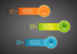 customizable bright infographics vector customizable bright infographics vector free