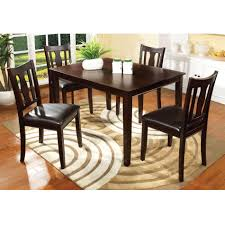 Sears Furniture Kitchen Tables Venetian Worldwide Cm3888t 5pk Northvale I 5pc Dining Set