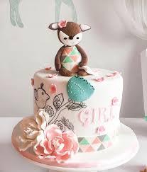 Dream Catcher Baby Shower Cake Kara's Party Ideas Pastel Woodland Baby Shower Kara's Party Ideas 43