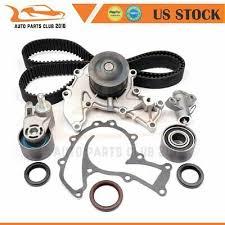 Timing Belt Kit Hydraulic Tensioner <b>Water</b> Pump <b>for Honda Acura</b> ...