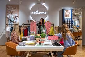 Retail Store Design Dalziel Pow Creates Immersive Retail Space For Pieces