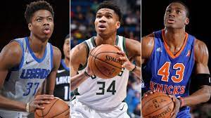 The Brothers of Giannis Antetokounmpo ...