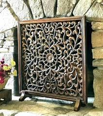 decorative fireplace screen fireplace screen pewter fireplace screen chevron fireplace screen luxury decorative fireplace screen